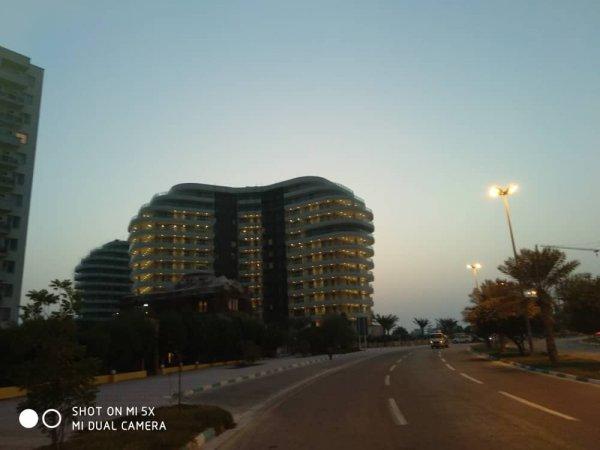 برجهای مسکونی پارسیس کیش